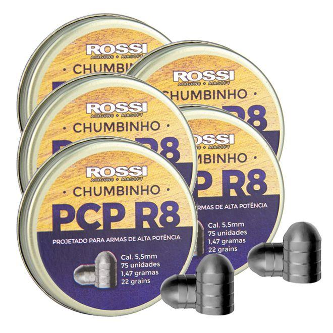 Chumbinho PCP R8 Rossi