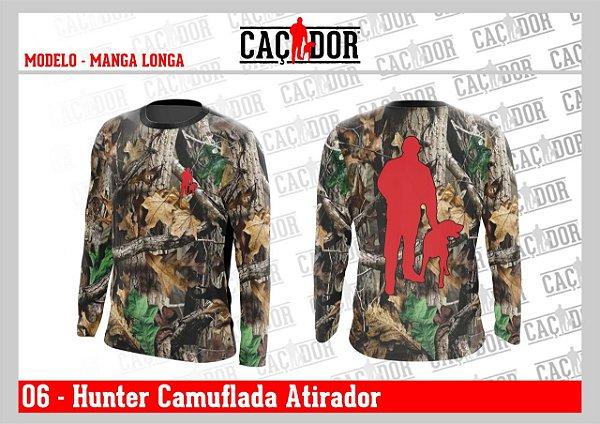 Camiseta Hunters Dry Fit UV