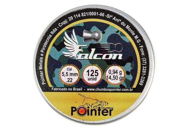 Chumbinho Pointer Falcon 5.5mm