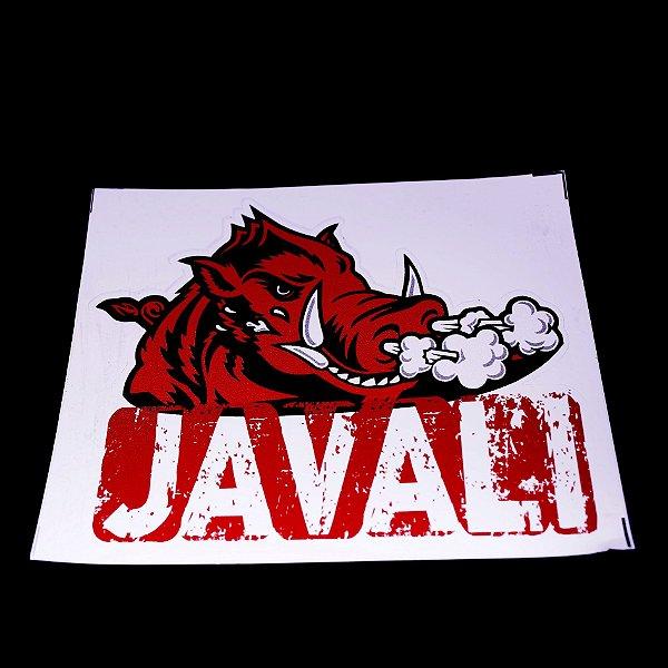 Adesivo Javali