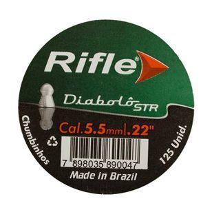 Chumbinho Rifle Diabolo str 5,5mm com 125 und