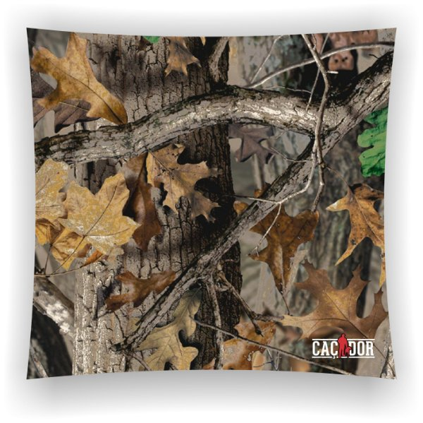 Capas para almofadas camuflada