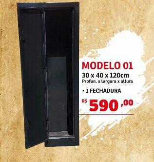 Cofres para armas- MODELO 1