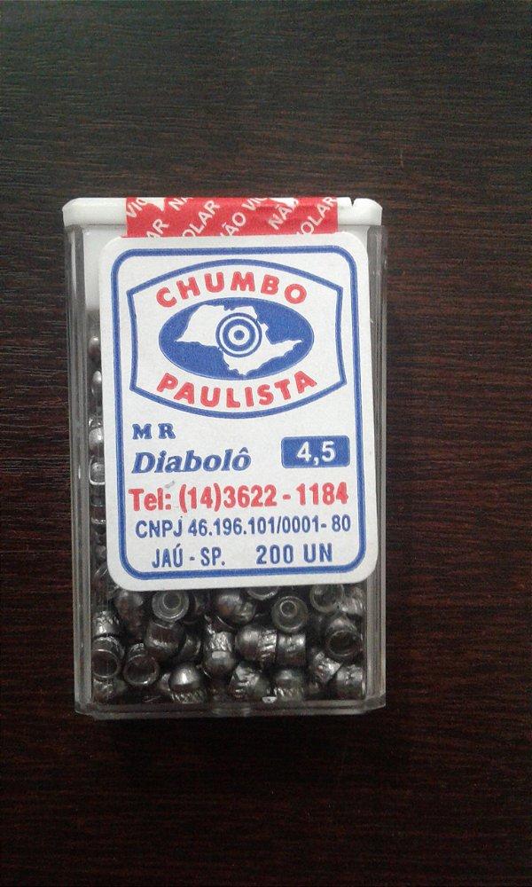 Chumbinho Paulista - 4,5 Diabôlo