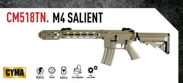 M4 SALIENT - AirSoft
