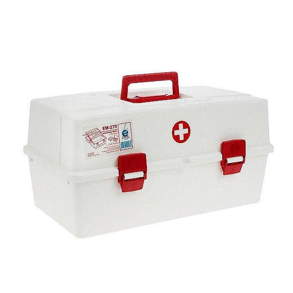 Kit Machucado com maleta - Primeiros Socorros