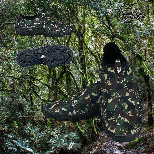 SAPATILHA NEOPREME REAL TREE COM SOLADO ADVENTURE