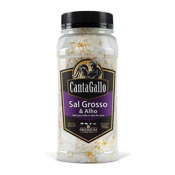 Sal Grosso & Alho 900g