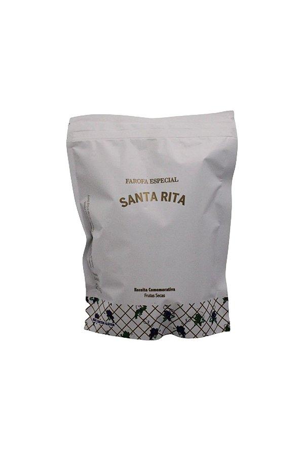 FAROFA SANTA RITA - FRUTAS SECAS 250g