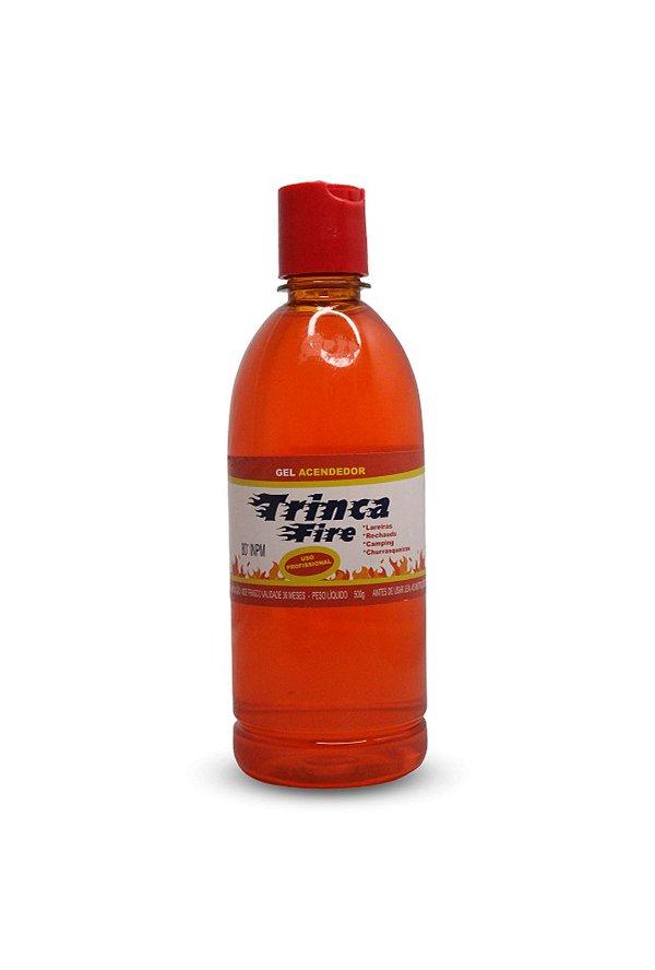 Gel Acendedor Trinca Fire 500g