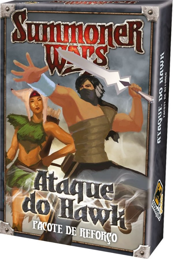 ATAQUE DO HAWK - Pacote de Reforço Summoner Wars