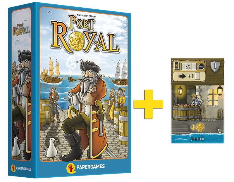 Port Royal + Carta Promocional