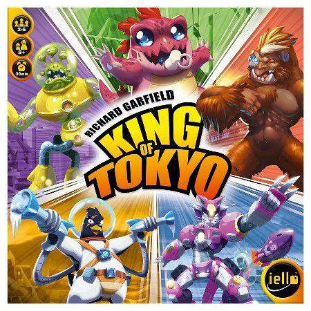 King of Tokyo (2ª Ed.)
