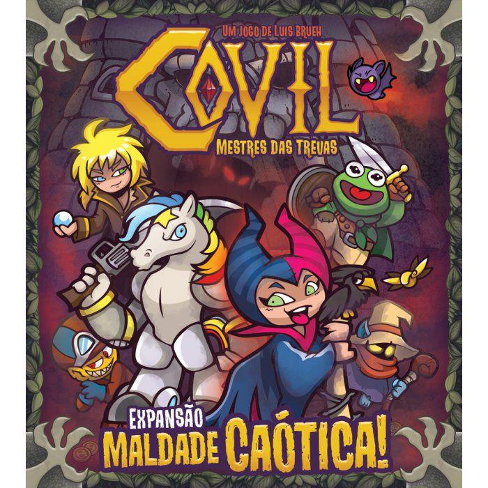 Covil: Maldade Caótica