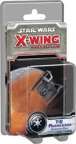 Tie Agressor - EXPANSÃO, STAR WARS X-WING