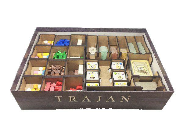 Organizador (Insert) para Trajan