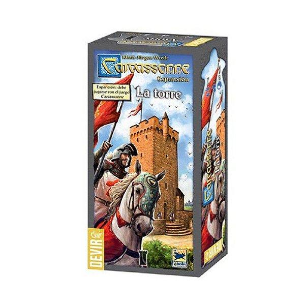 Carcassone: A Torre 2ª Edição