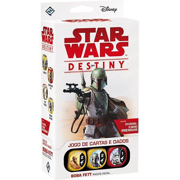 Star Wars Destiny: Pacote Inicial Boba Fett