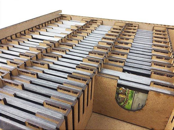 Caixa organizadora Big Box para Dominion