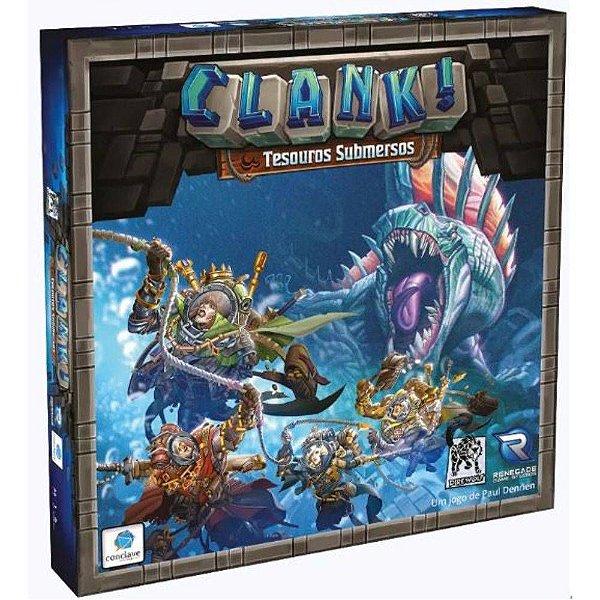 Clank!: Tesouros Submersos