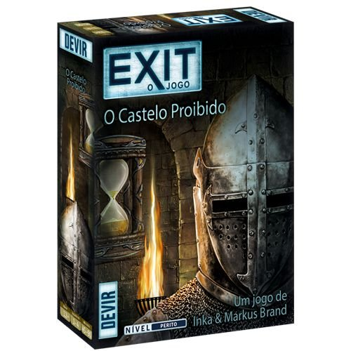 EXIT - O Castelo Proibido