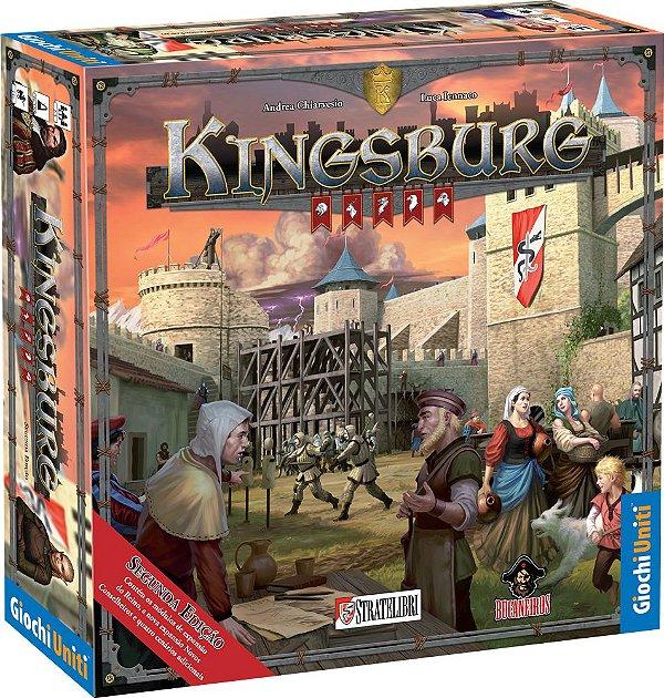 Kingsburg Segunda Edição