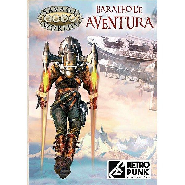 SAVAGE WORLDS: BARALHO DE AVENTURA (BASE)