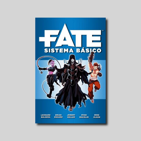 Fate: Sistema Básico