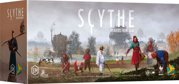 Scythe: Invaders from Afar (Expansão)
