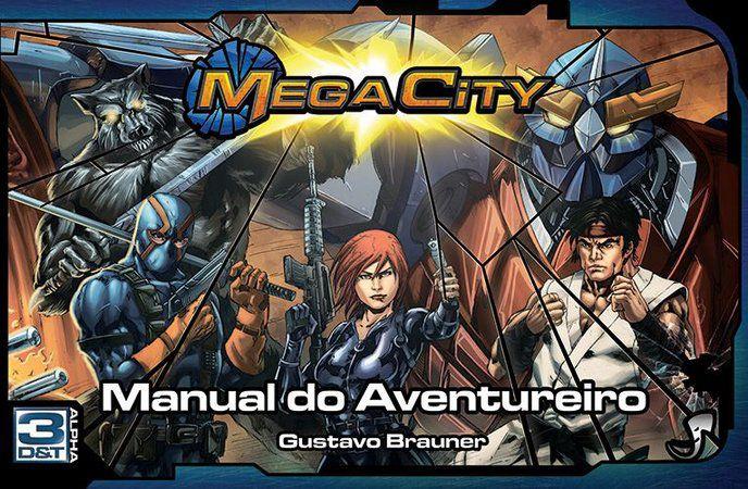 Mega City: Manual do Aventureiro