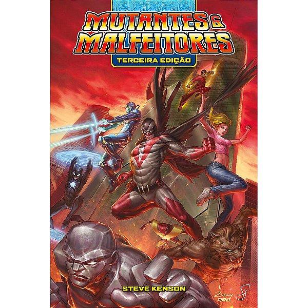 Mutantes e Malfeitores 3a Edição