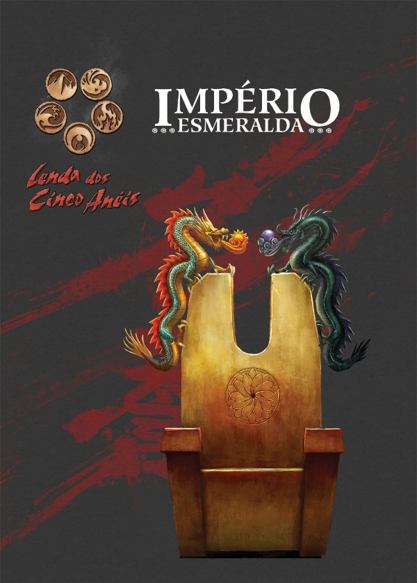 Império Esmeralda - L5R