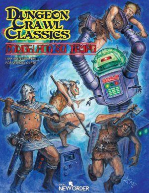 Congelado no Tempo – DCC RPG
