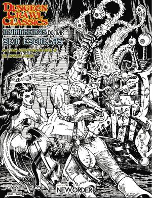 Marinheiros do Mar Sem Estrelas – DCC RPG