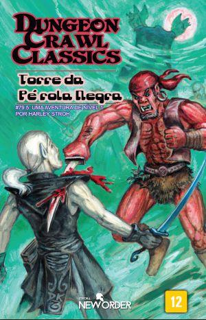Torre da Pérola Negra – DCC RPG