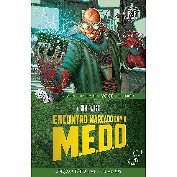 FF 14 - Encontro Marcado com o M.E.D.O.