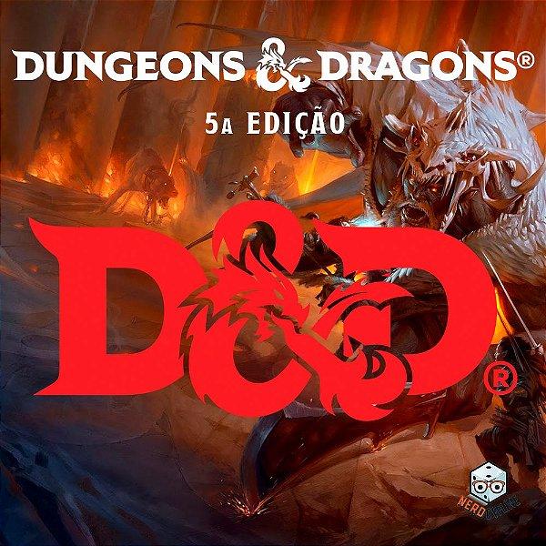 Dungeons & Dragons - 5ª Edição