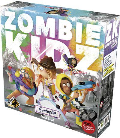 Zombie Kidz: Evolução