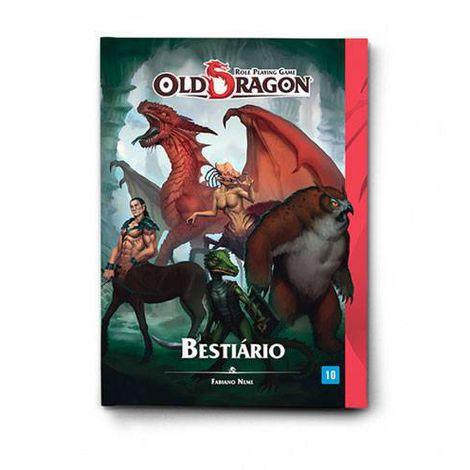 Old Dragon Bestiário