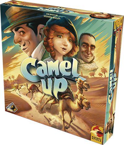 Camel Up 2a Edição