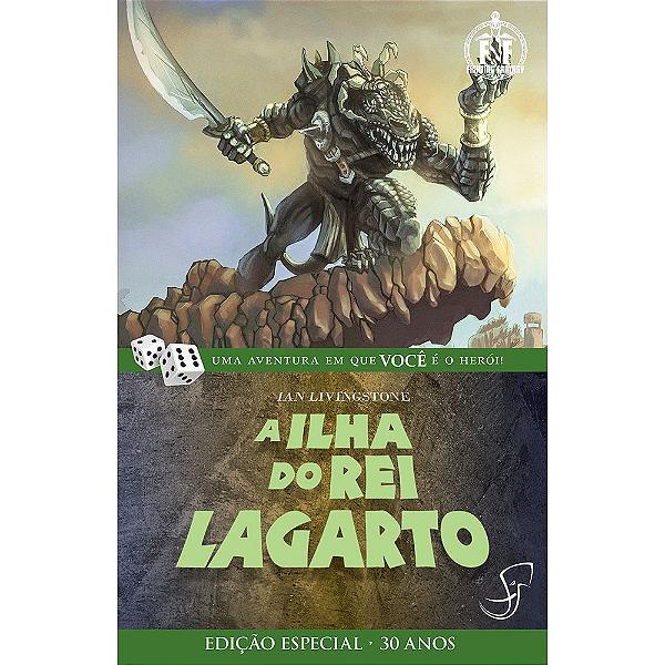 FF 13 - A Ilha do Rei Lagarto