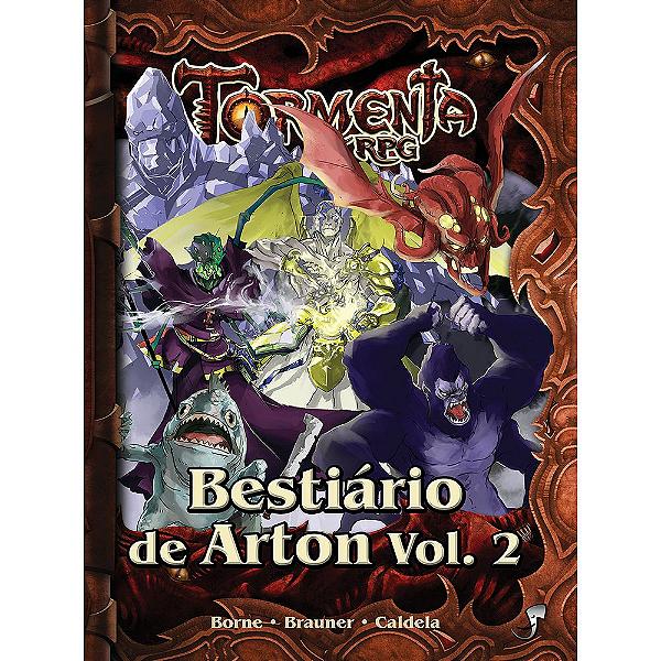 Tormenta RPG - Bestiário de Arton. Vol. 02