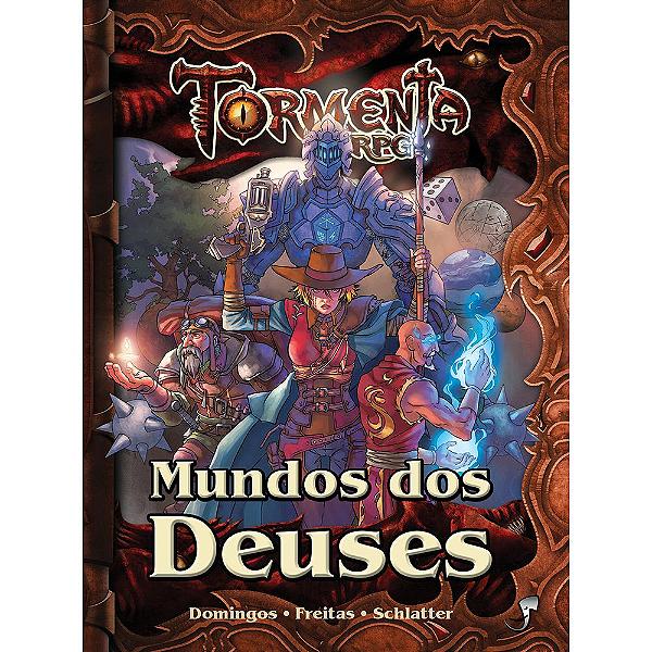 Tormenta RPG - Mundos dos Deuses