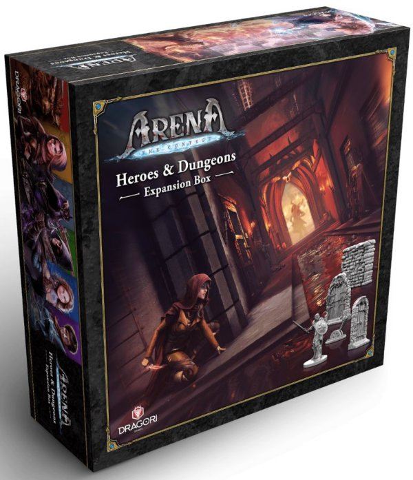 Heroes & Dungeons - Expansion Box