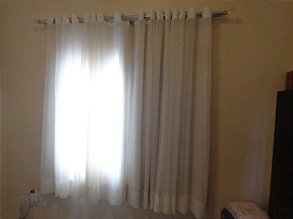 Instalação de cortina, persiana e varal
