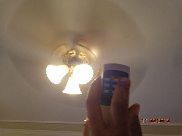 Instalamos controle remoto em seu ventilador de teto de cordinha