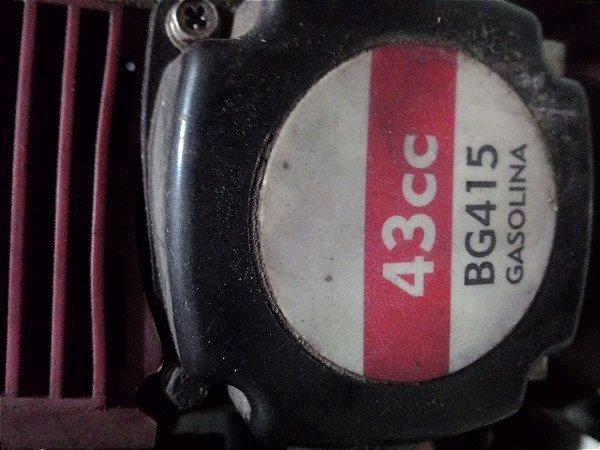 Motor Roçadeira Gasolina 2 Tempos 43cc Revisado e com garantia! Parcelamos em até 3 vezes sem juros.