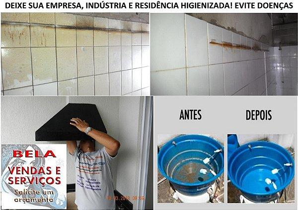 Higienizamos empresas, restaurantes e residências! Evite diversas doenças.