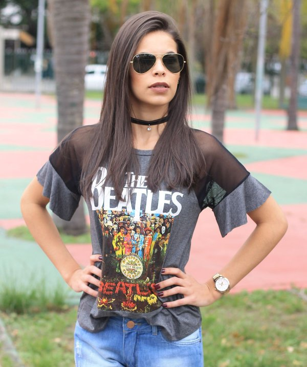 Tshirt Beatles