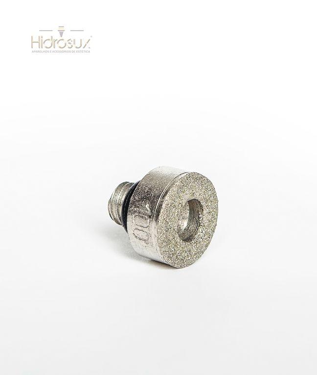 Ponteira Diamantada 100mícras - 12Mm
